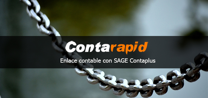 Enlace contable entre Contarapid y Sage Contaplus